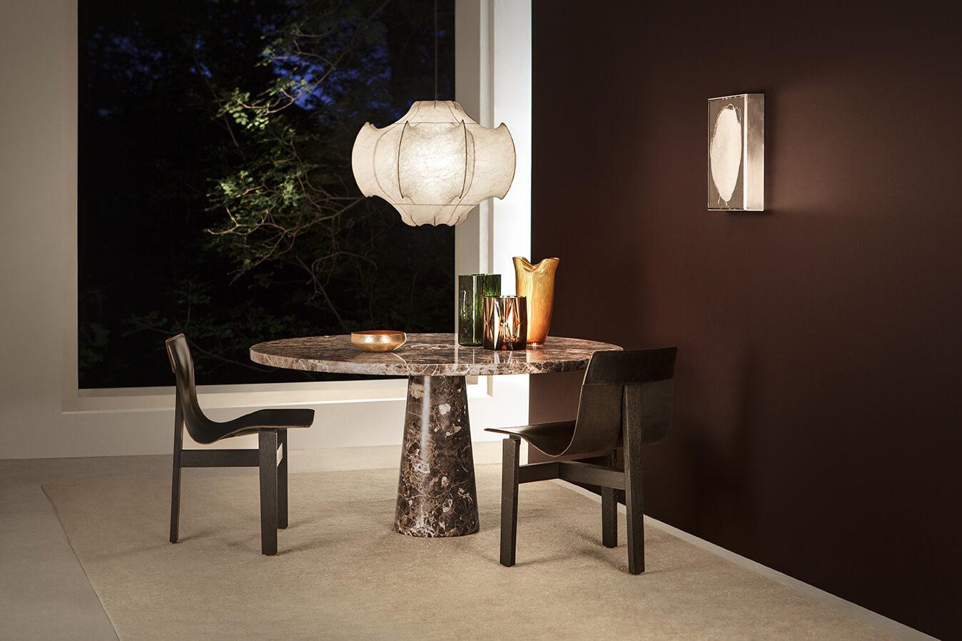 TinnappleMetz-agapecase-mangiarotti-Eros-Round-Dining-Table